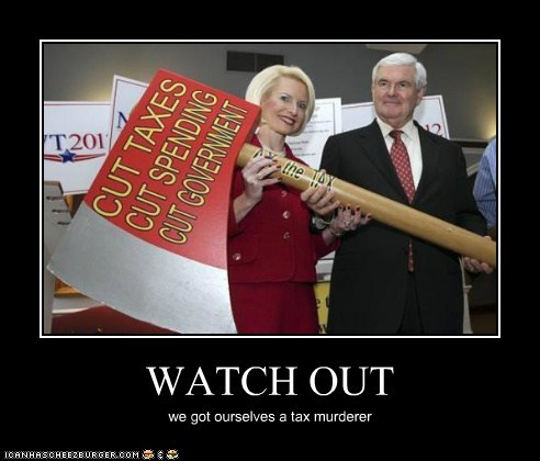 newt gingrich political pictures taxes - 5515403520