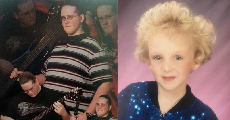 school photos middle school high school funny photos wtf awkward af blunder years - 5515525
