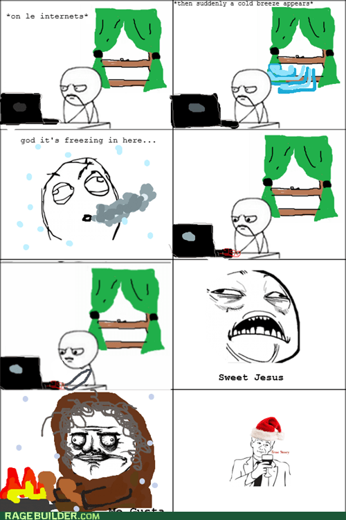 computer,Heat,laptop,Rage Comics,winter
