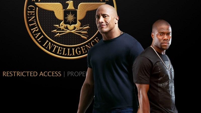 Dwayne Johnson instagram central intelligence kevin hart the rock - 551941