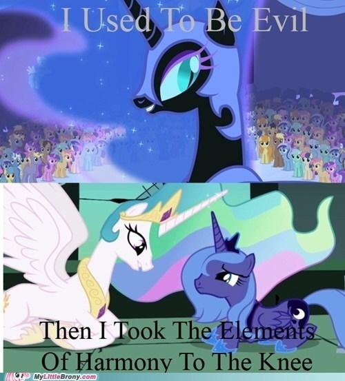 crossover elements of harmony luna meme Skyrim - 5519848192