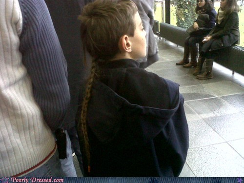 failing children horrible hair rat tail - 5520224000