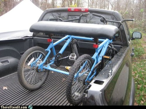 bike DIY g rated there I fixed it welding - 5521431296