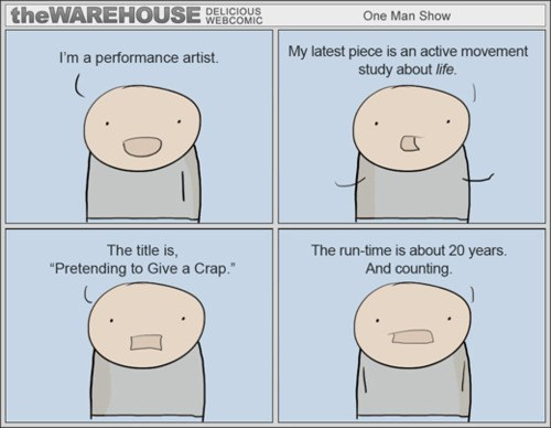 theWAREHOUSE,Webcomic