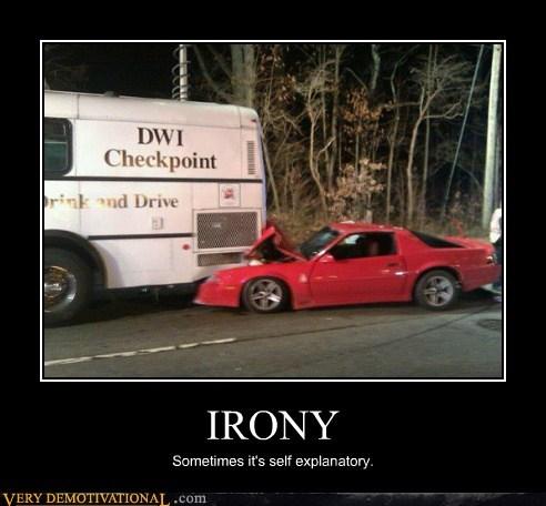 car cops driver drunk idiots irony - 5521724672