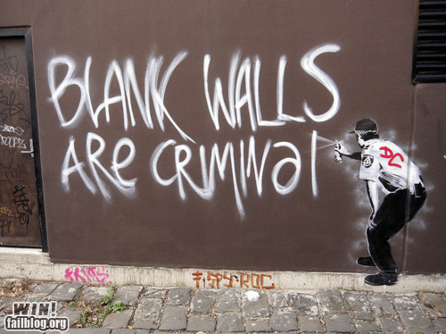 blank,graffiti,hacked irl,Protest,rebel,Street Art,tag