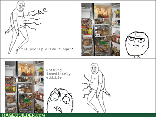 First World Problems hunger Okay Rage Comics - 5522487808