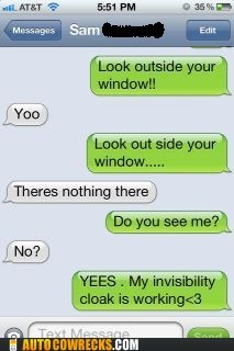 Harry Potter invisibility cloak invisible magic