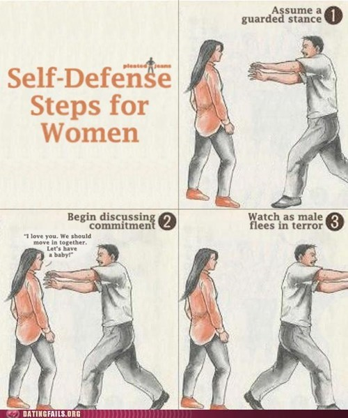 commitment commitment issues dating gender issues g rated Hall of Fame men retreat run away self defense - 5522776064