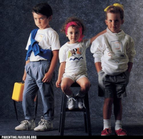 80s,apple,children,fashion,mac,oh god why,Parenting Fail,retro