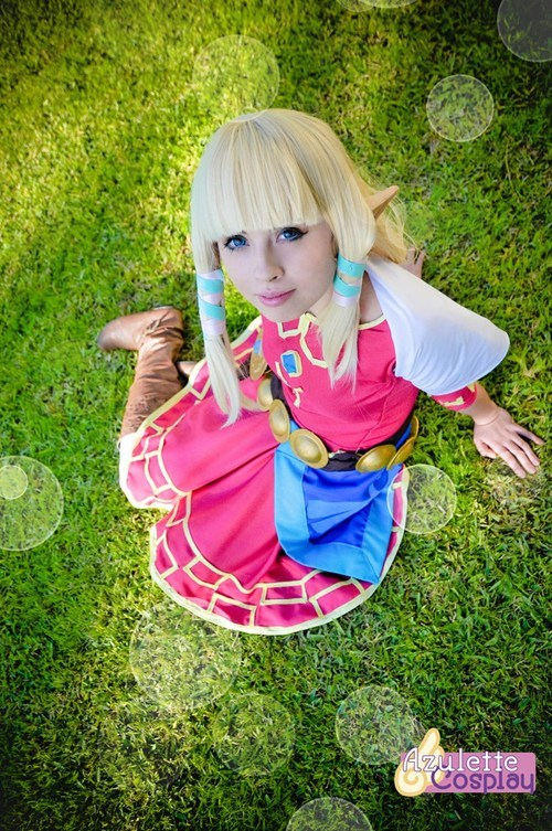 cosplay,cosplay corner,Skyward Sword,video games,zelda