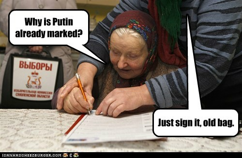 election political pictures russia Vladimir Putin - 5524263936