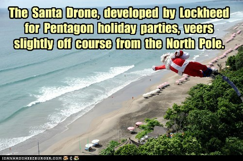 christmas political pictures santa - 5524415744