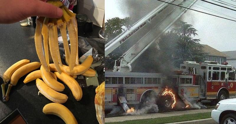 pics car fails FAIL paint bananas glasses ice cream that sucks eyelashes firetruck toilets - 5524485