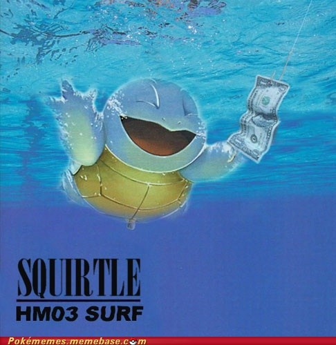 crossover nevermind squirtle - 5525817088