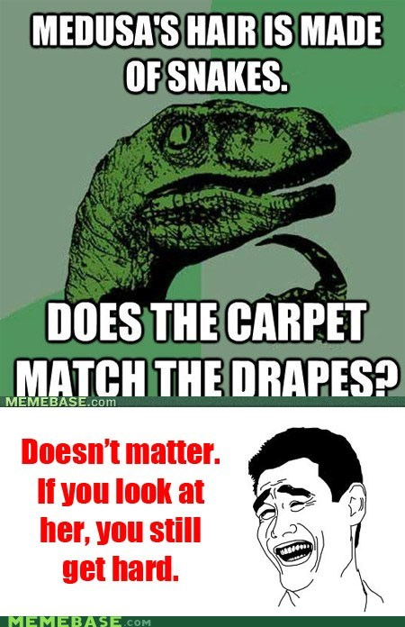 Doesn't matter... had snakes.