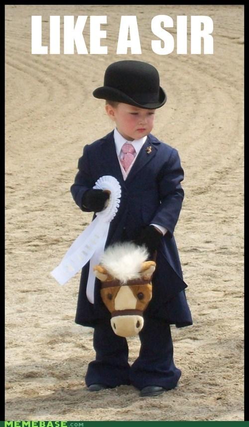 business kids sir serious stickhorse