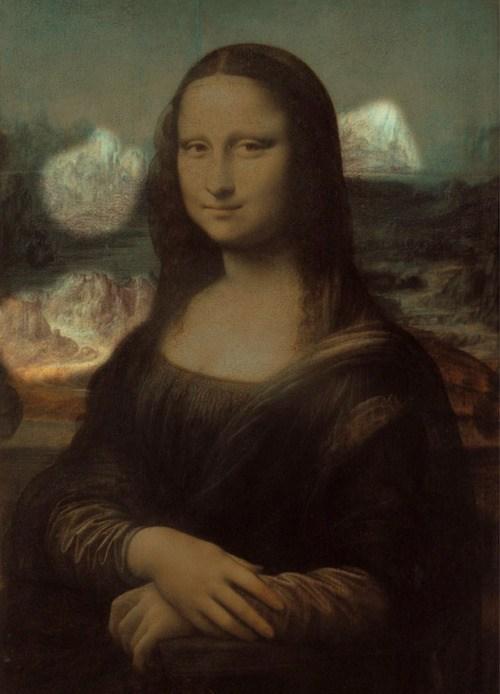 Da Vinci Code mona lisa Ron Piccirillo