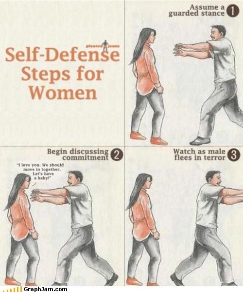 best of week commitment issues self defense women - 5527437312