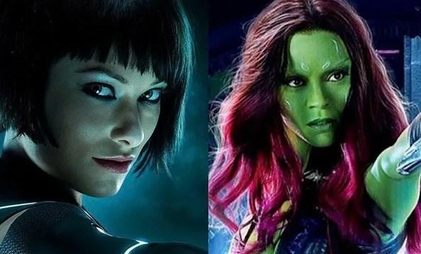 logran avengers