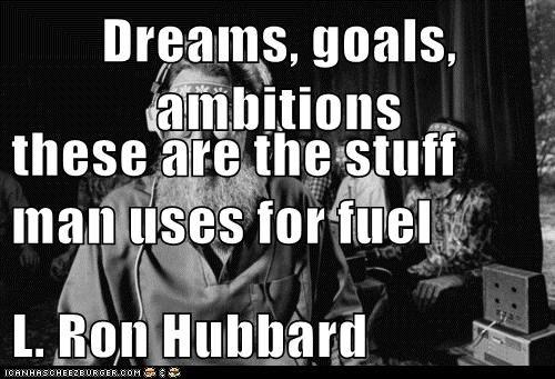 dreams goals and ambitions