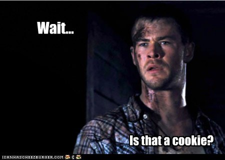 Cabin in the Woods chris hemsworth cookies Joss Whedon Movie