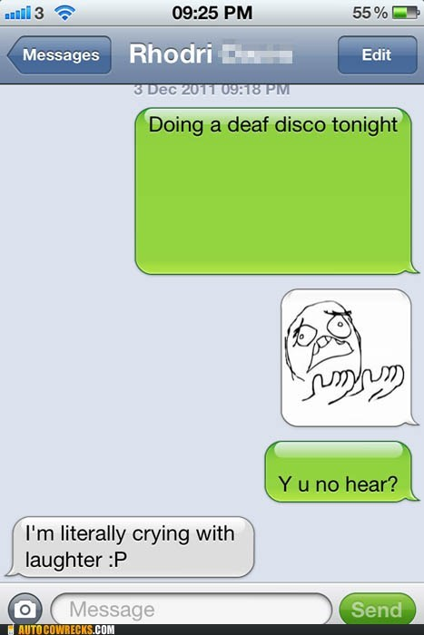 deaf,deaf disco,disco,Party