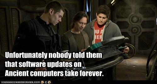 ancient,computers,software,Stargate,stargate universe,updates