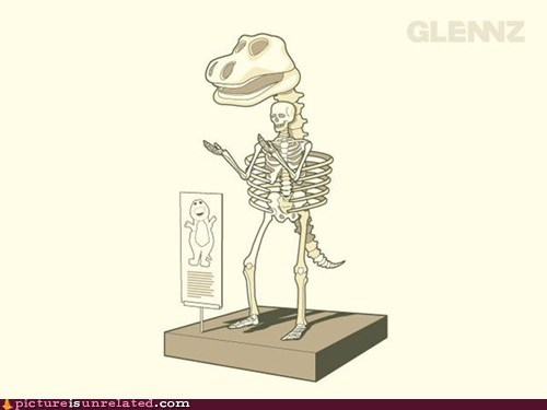 barney,barney the dinosaur,best of week,skeleton,wtf