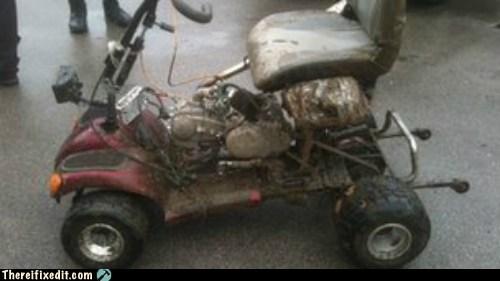 england news rascal scooter wtf - 5530493184