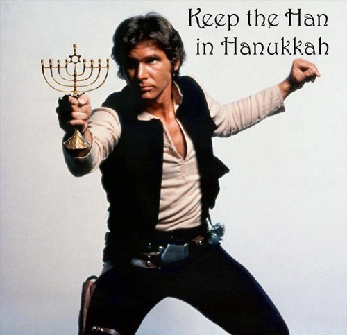 This Galactic War on Hanukkah Has to Stop!