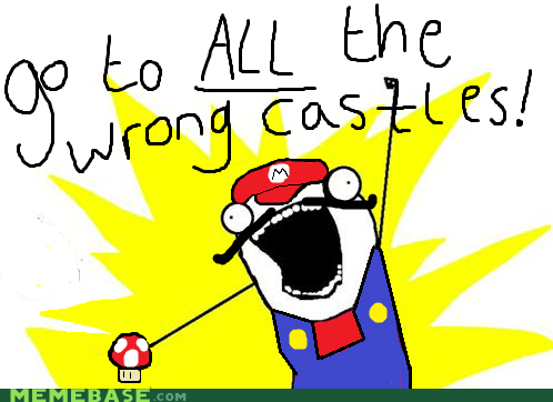 all the things,another,castles,games,mario,princess,video games