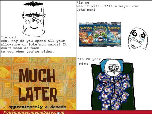 investment me gusta pokemon cards rage comic Rage Comics years late - 5531463936