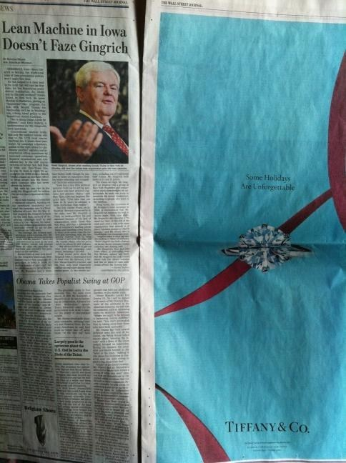 Contextual Ad Humorous Juxtaposition ICWUDT newt gingrich tiffanys - 5531490816