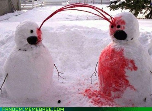 It Came From the Interwebz Memes my spoon is too big snowmen - 5531808000