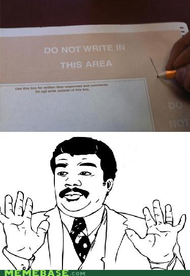 Area Badass pencil test write - 5532141824