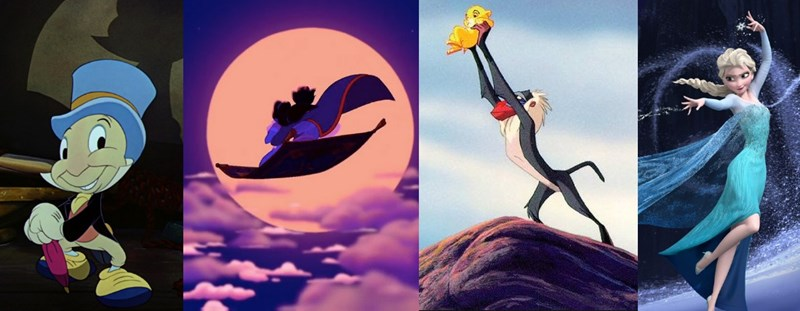 disney songs that topped the charts