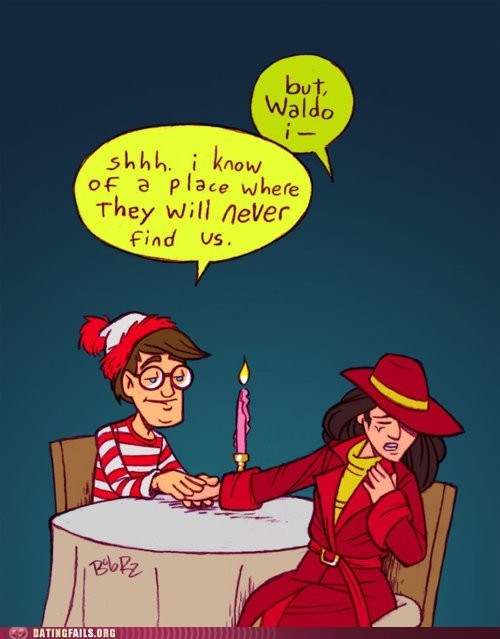 candle carmen sandiego comic dating forbidden g rated Hall of Fame hidden true love waldo - 5532212736