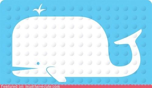 bath bathroom mat rubber tub whale - 5533299456