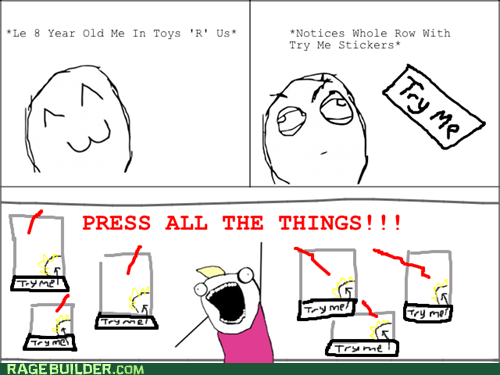 all the things,best of week,kids,Rage Comics,toys