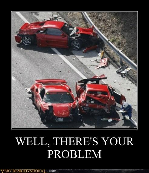 broken cars hilarious lamborghini problem - 5534501632
