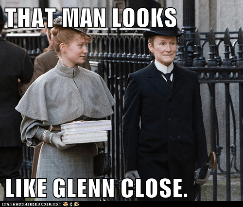 actor,celeb,funny,Glenn Close