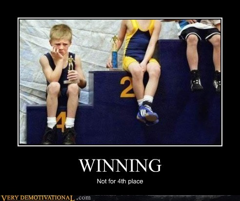 4th place hilarious winning - 5535520256