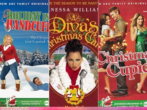 around the interwebs cheesy christmas holidays movies the fw - 5535659776