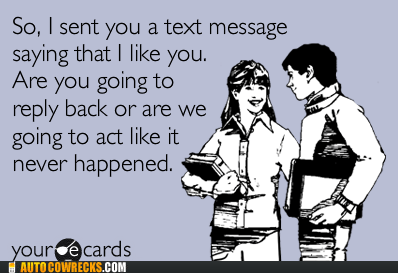 dating ecard flirting relationships