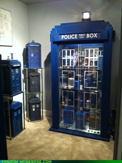 bbc doctor who Fan Art tardis - 5536152064