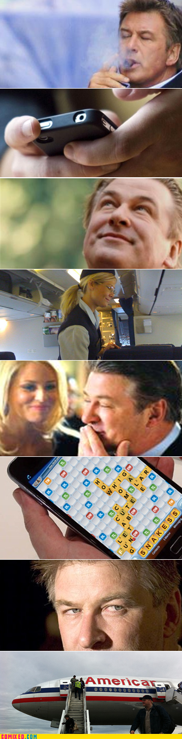 alec baldwin kicked off snakes on a plane the internets words on a plane - 5536602624