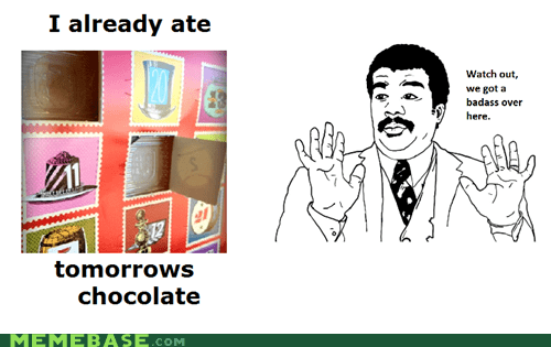 advent calendar Badass chocolate christmas ganster - 5536752896