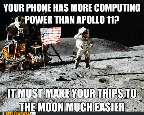 astronaut computing meme moon power unimpressed astronaut - 5536934144