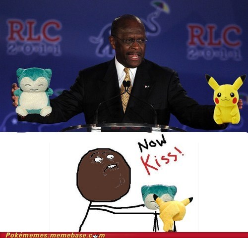 herman cain meme Memes Pokémemes politics scandal shellder of knowledge - 5537152768